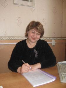 Заушникова Татьяна Александровна