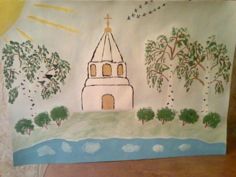 Рисунок Чижовой Ульяны