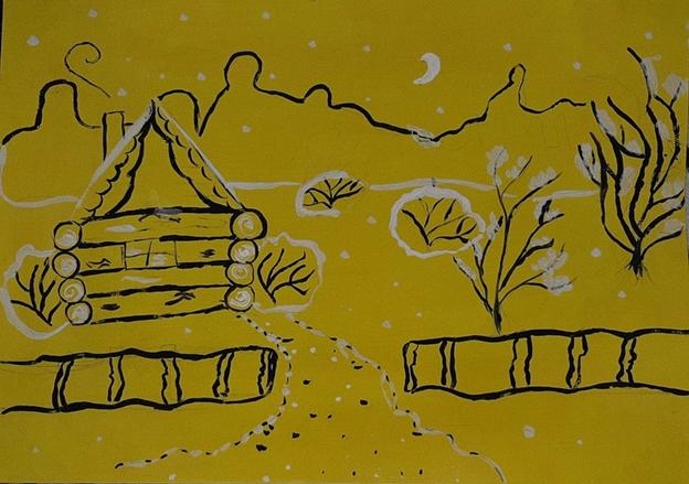 Рисунок Пинигиной Яны